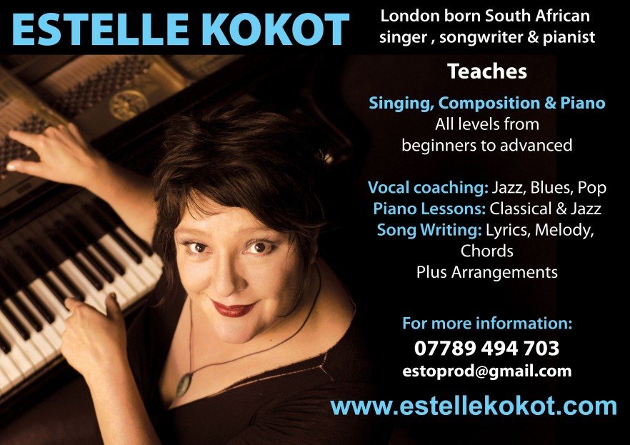 Estelle Kokot Teaching Flyer6